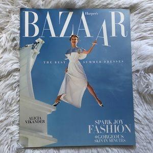Harper's Bazaar 2019 Alicia Vikander Magazine